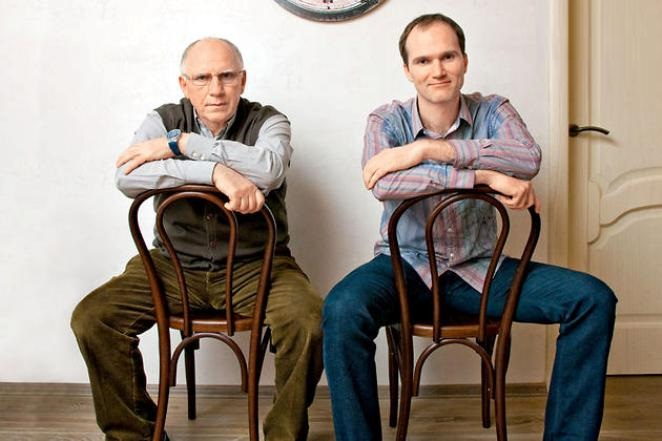 Валери и Егор Баринов