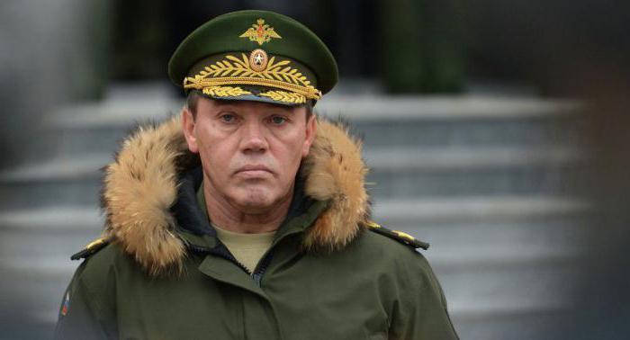 Gerasimov Valery Vasilyevich