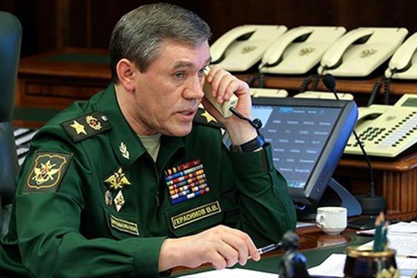 Biografia di Valery Gerasimov