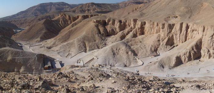 Valle dei Re d'Egitto