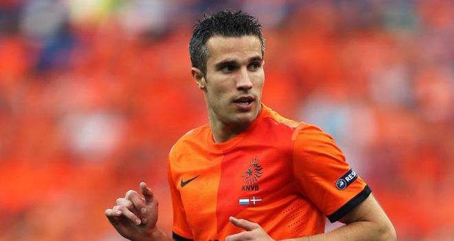 Najboljši nizozemski strelec