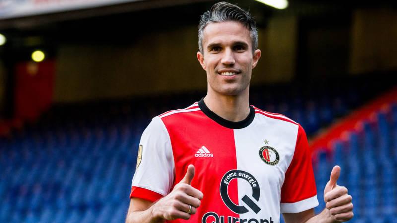 Percy se vrátil do Feyenoord