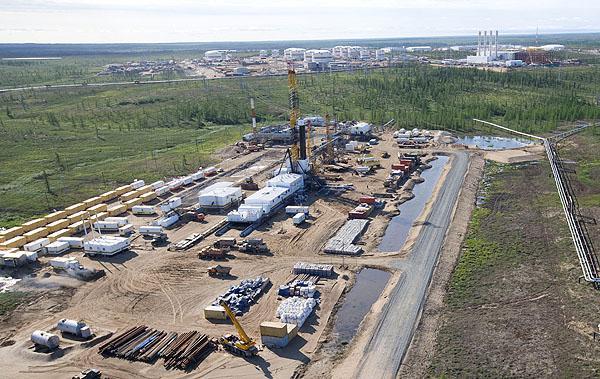 Ванкорско нефтено и газово находище