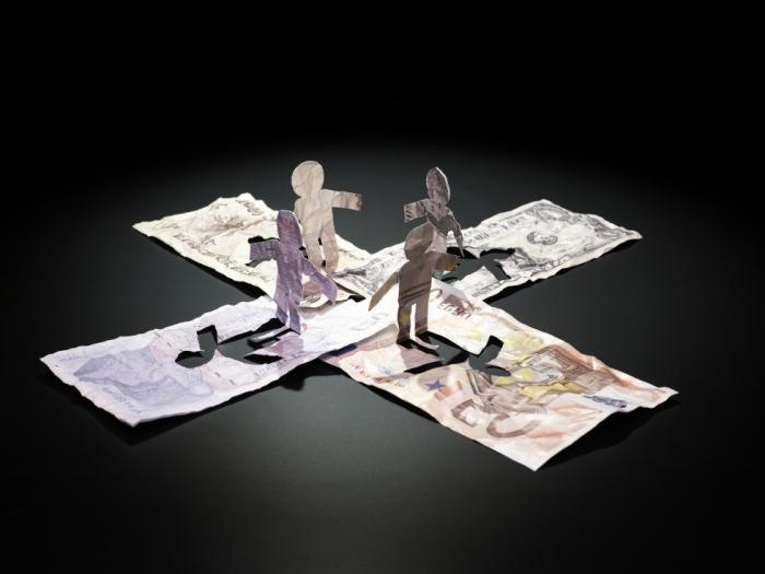 видове финансови отношения