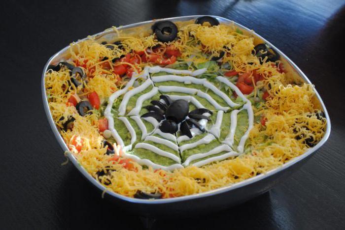insalata di ragnatele
