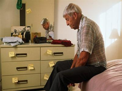 Сенилна деменција