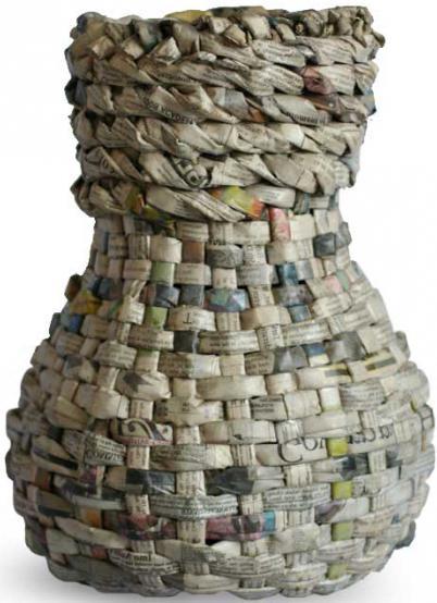 vaso di giornale tubi master class