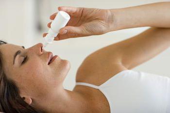 leczenie naczynioruchowego zapalenia błony śluzowej nosa