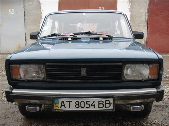 мотор ВАЗ 21043