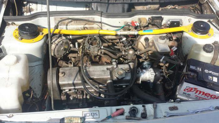 distributore carburatore VAZ 2109