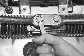 Come serrare la cremagliera sul VAZ 2110