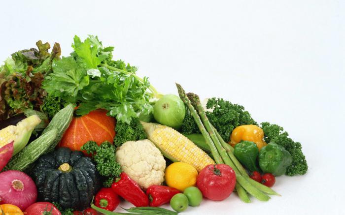 taglio di verdure fatto in casa