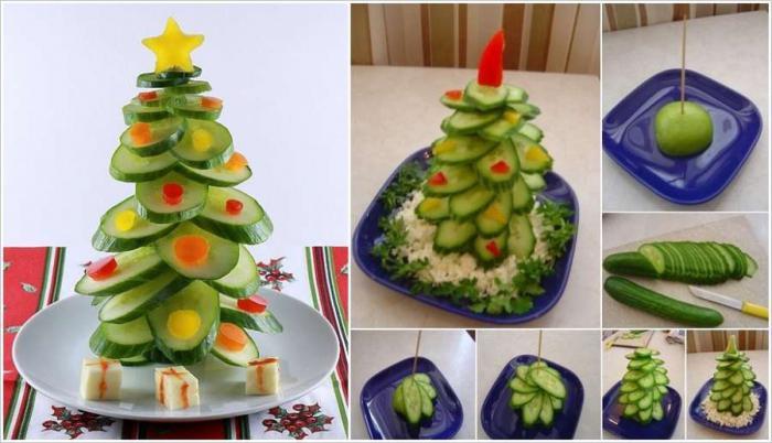 tagli di verdure