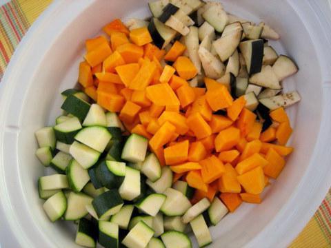 биљни рецепт за пилећи паприкаш у лаганом штедњаку