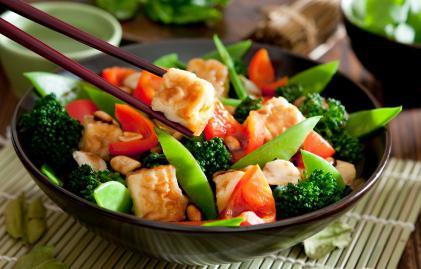 меню за отслабване на вегетарианска диета
