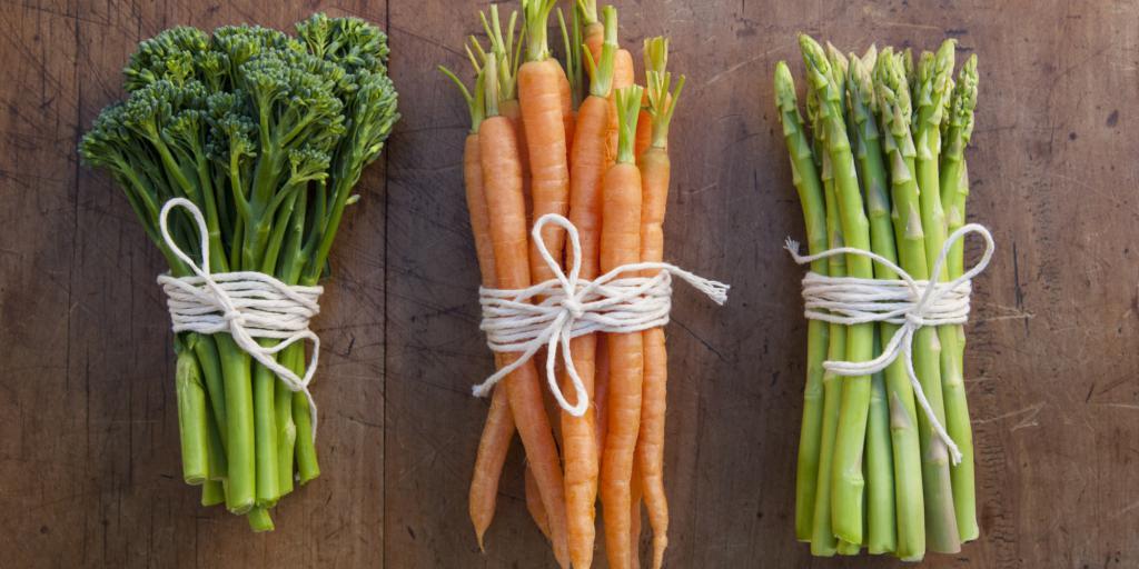 Verdure per vegetariani