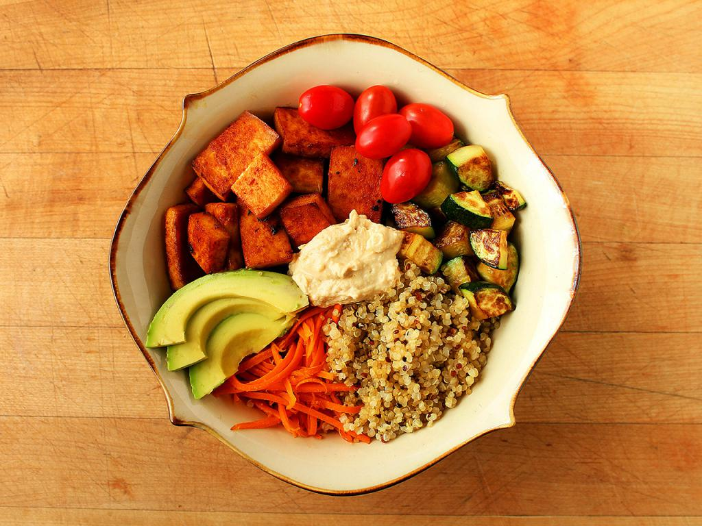 Cosa mangiano i vegetariani?