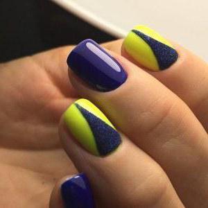 manicure gel vernice velluto sabbia
