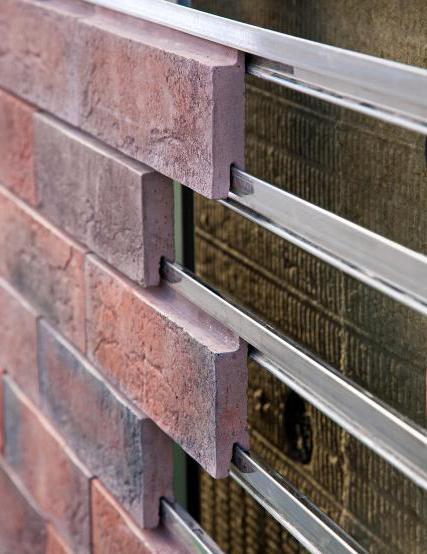 installazione di facciate ventilate