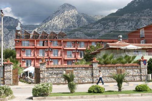venus beldibi hotel
