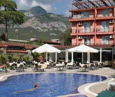 venus hotel Kemer 3 Beldibi