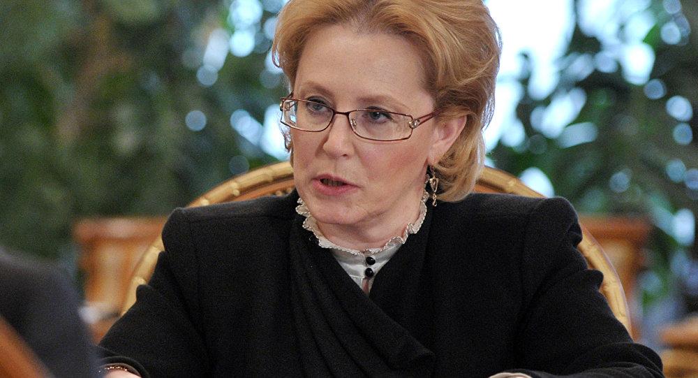 Biografia Veroniki Skvortsova