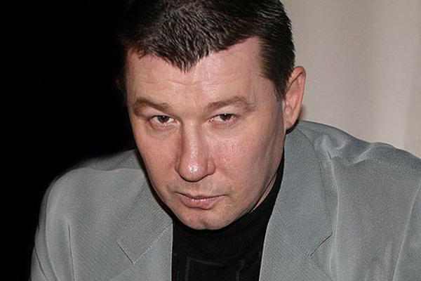 Attore Oleg Protasov