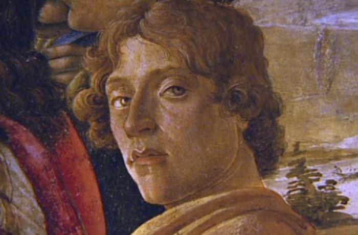 portrét simonetta vespucci