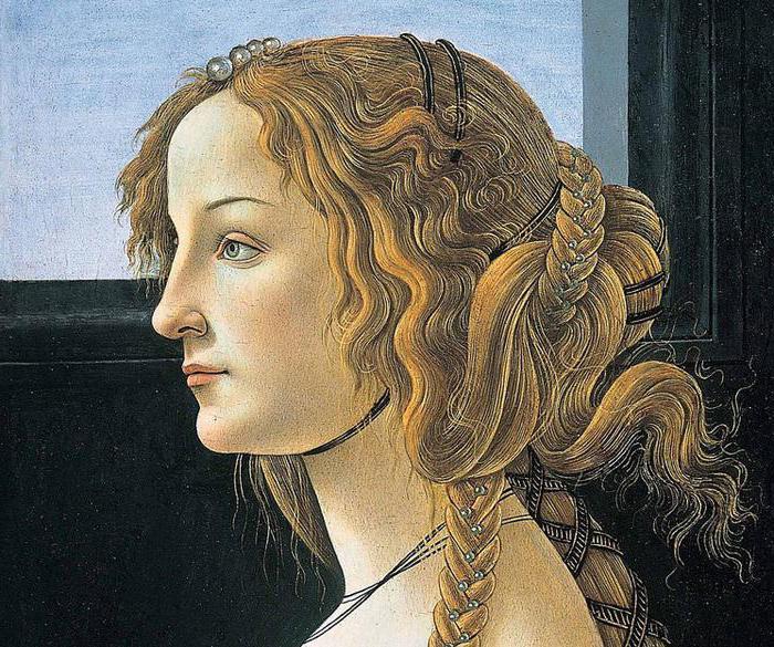 simonetta vespucci botticelli