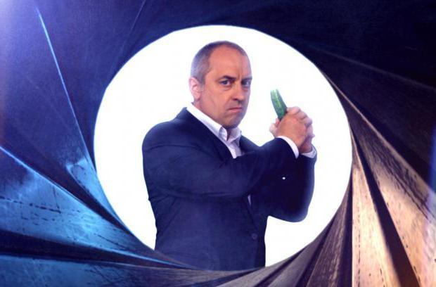 Viktor Andrienko attore