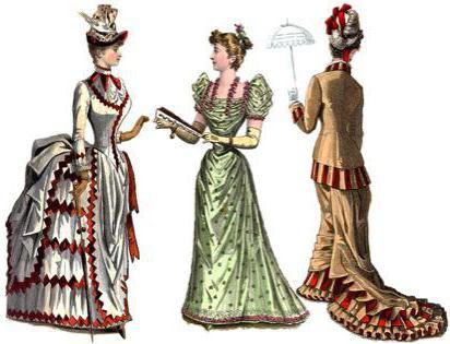 Dziewiętnastowieczna moda damska