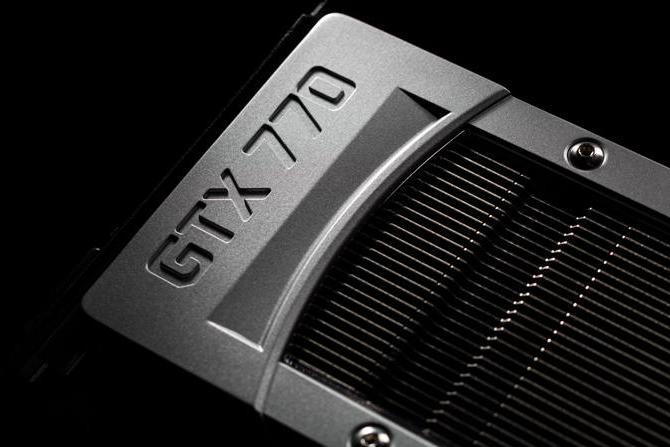 scheda grafica geforce gtx 770