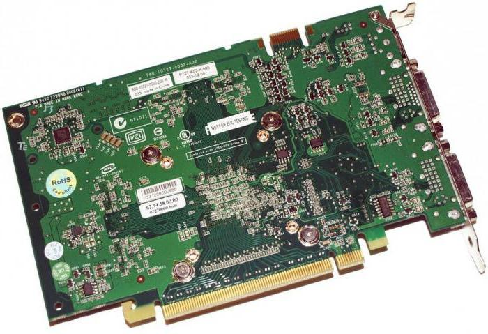 specifiche nvidia geforce 9500 gt