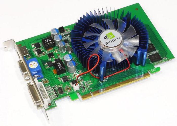 specifiche nvidia 9500 gt