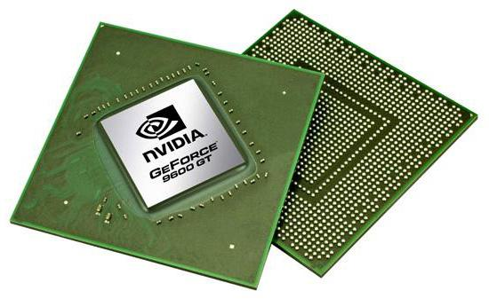 Specifiche geforce 9600