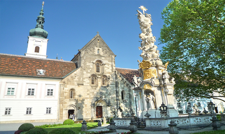 Klasztor Heiligenkreuz