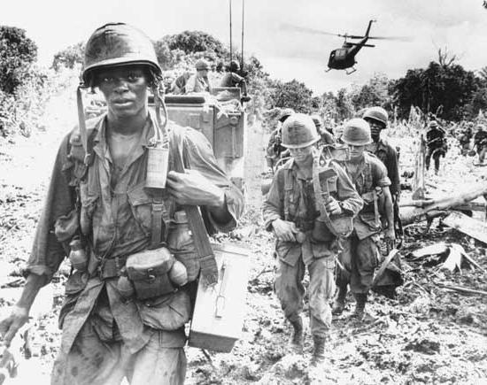 conflitto vietnam guerra
