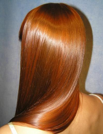 vlasový ocet