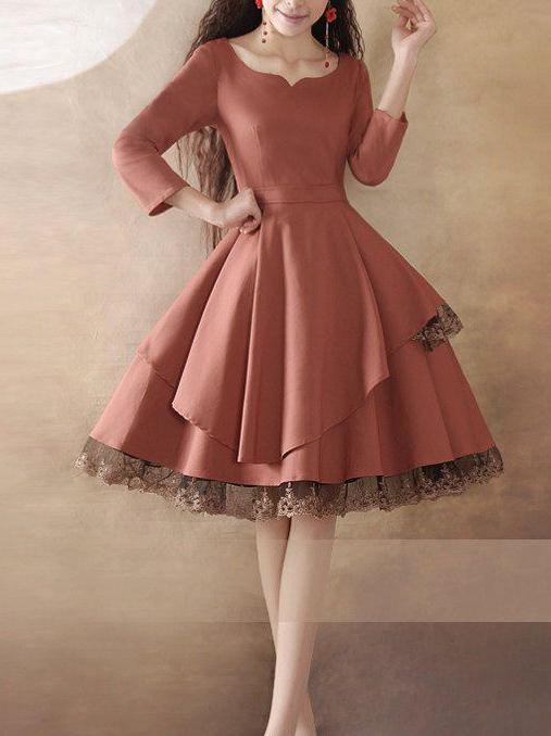 vintage obleke 50's