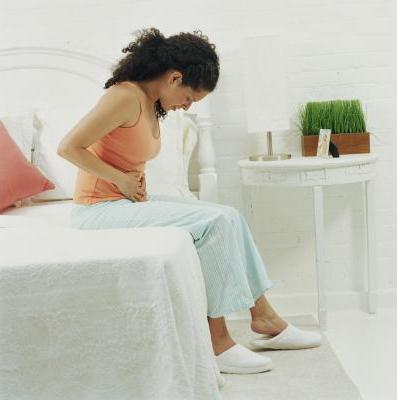 naruszenie przyczyn cyklu miesiączkowego