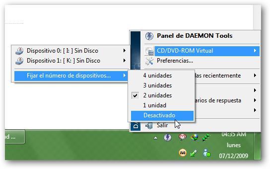 инструменти за демон на виртуални устройства