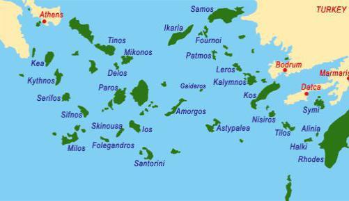 Czy potrzebuję wizy do Grecji?