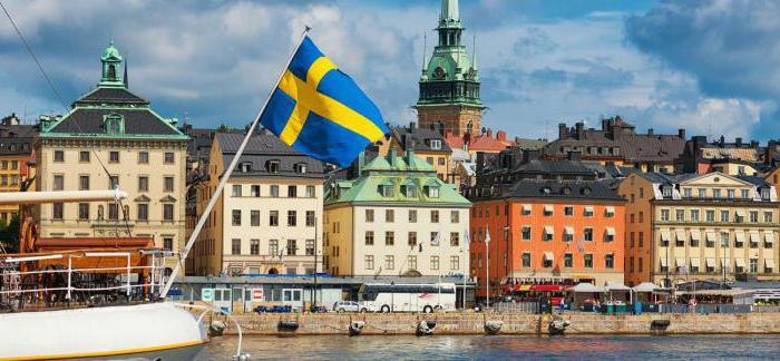 Visto per la Svezia per i russi