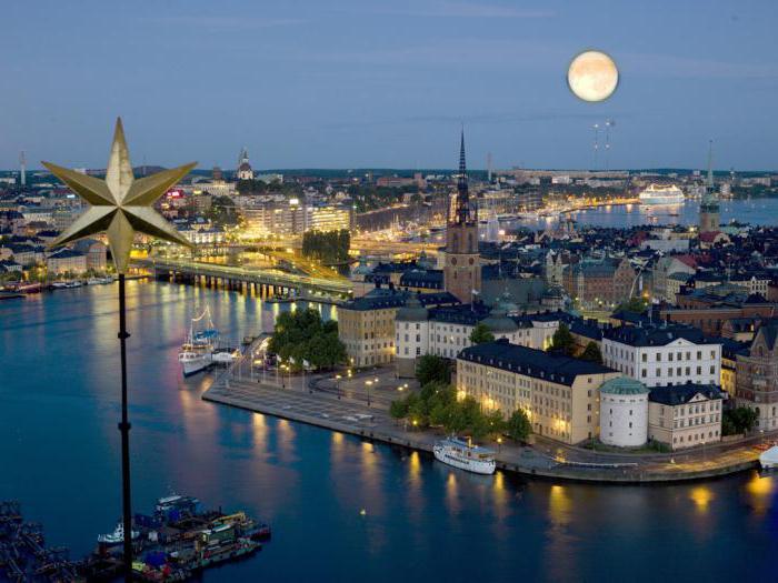 visto centro svedese