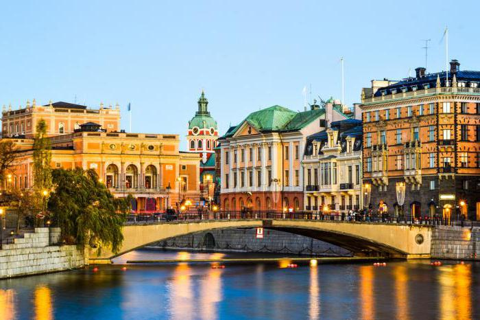 emettere un visto per la Svezia