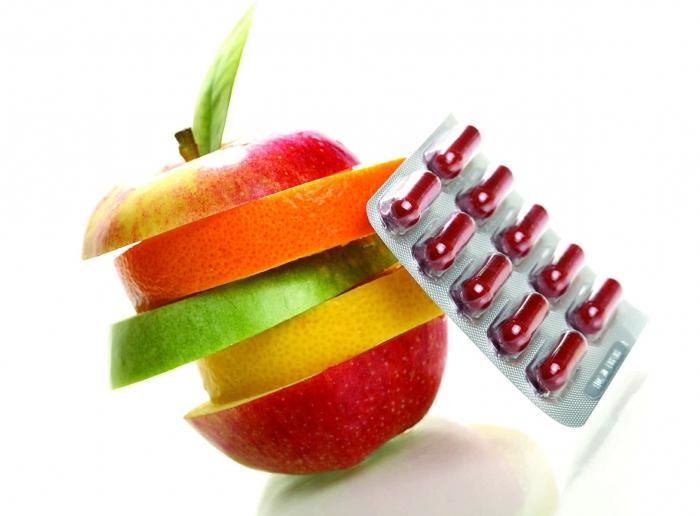 združljivost vitaminov skupine.  t