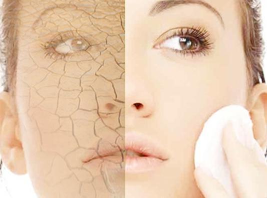 olio di vitamina e per il viso