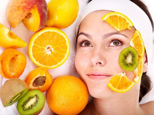 glicerina vitamina e per il viso