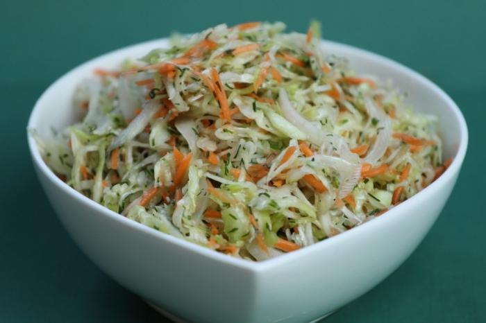 insalata di vitamine da cavolo