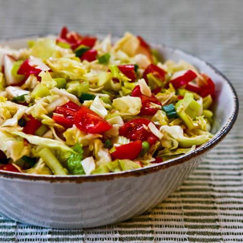 insalata di primavera da cavolo
